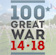 Commémoration Guerre 14-18
