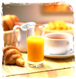 Breakfast at Grand Hotel Lille
